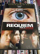 Requiem For A Dream Directors Cut Dvd Preowned Ellen Burstyn! Jared Leto Wayans!