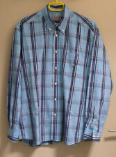 Chemise homme manches longues « River woods » taille L