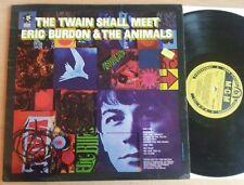 Eric Burdon & The Animals - The Twain Shall Meet (MONO 1st) MGM-C-8074 UK
