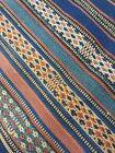 Antique handmade Shahsavan tribe JAJIM flat weave 1900s Wool On Wool