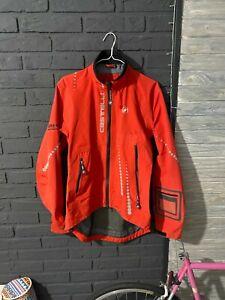 castelli jacket gore tex performance shell Windstopper size L