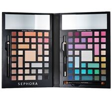 Sephora Color Wonderland Neutral & Vivid Eyeshadow Palette $325 Value Boxed