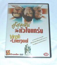 THE VIRGIN OF LIVERPOOL RICKY TOMLINSON IMELDA STAUNTON TOUCHING COMEDY NEW DVD!