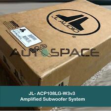 "JL Audio ACP108LG-W3v3 8"" Micro Subwoofer Built-in Amplifier 500W 8W3"