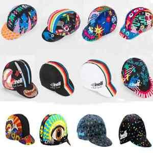Cinelli Cycling Caps For Men Women Bike Wear Fashion Cap Cycling Sport Hats New