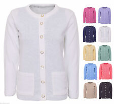 Unbranded Medium Button Acrylic Women's Jumpers & Cardigans