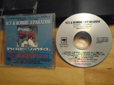RARE JAPAN PROMO Sly & Robbie CD J Paradise j-pop REGGAE Rip Slyme Bro. Korn '09