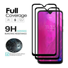 For T-Mobile Revvlry+ Plus Full Coverage Premium Tempered Glass Screen Protector