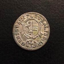 4 Kreuzer ( Batzen) Salzburg Österreich 1729