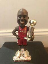bb3dc518477 Shaq Shaquille O Neal Miami Heat 2006 NBA Finals Champions Trophy Bobblehead