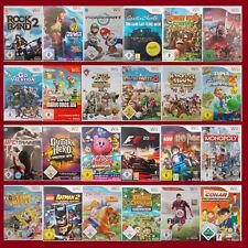 Nintendo WII ► Spiel nach Wahl - Mario Kart Party | Zelda | Wario | Lego | Sonic