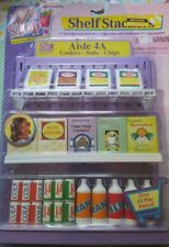 M.I.I. Toys I Love 2 Shop Supermarket Grocery Store Playset Aisle 4A with Food