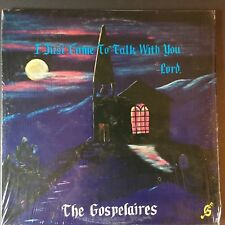 The Gospelaires ~ I Just Came To Talk With You Lord ~ Christian ~ FAST SHIPPING!