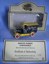LLEDO DAYS GONE BULLNOSE MORRIS VAN MOLLY'S FLORIST - LIMITED EDITION