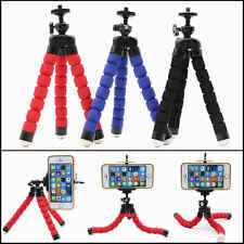 Tripod Phone Holder Flexible Bracket Selfie Stand For iPhone/Android Cell Phones