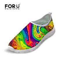 Womens Tennis Sport Shoes Flat Slip On Free Run Walking Woman Sneakers Size 5-11