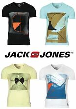 JACK & JONES Herren-T-Shirts mit Motiv