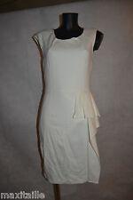 ROBE CALVIN KLEIN A VOLANT  TAILLE 36/S  NEUF  STRECH DRESS/KLEID/ABITO TBE
