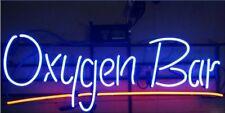 "New Oxygen Bar Beer Man Cave Neon Light Sign 17""x14"""