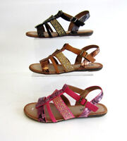 F8R0070 Ladies  Savannah Synthetic Sequin T-Bar Shoes Great Price! 3 Colours
