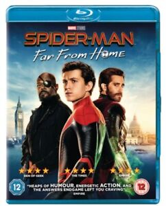 Spider-Man: Far From Home BLU-RAY *NEW & SEALED - FAST UK DISPATCH*