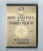 The Rise and Fall of the Third Reich: A History of Nazi Germany MP3 CD Audiobook