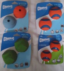 Chuckit Dog Ball Range, Strong, Durable Balls, 5 Designs