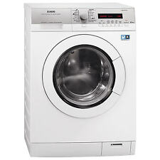 AEG L76685NWD 1600 Spin 8kg Wash 6kg Dry All in One Condenser Washer Dryer