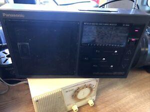 Panasonic RF-1680L Radio GX80  Portable FM/MED/LONG SHORTWAVE,Receiver GWO.