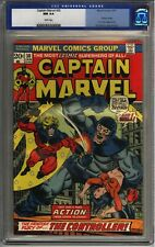 * Captain MARVEL #30 (1973) CGC 9.4 THANOS Saga Starlin (0067312007) *