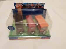 Thomas The Tank & Friends WOOD DIESELS IN DISGUISE SET OF 3 WOODEN NEW IN BOX