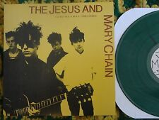 The Jesus And Mary Chain- Send Me Away DEMOS Vinyl GREEN LP NM (Psychocandy)