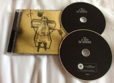 JUSTICE CD & DVD A CROSS THE UNIVERSE