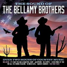 BELLAMY BROTHERS - THE SOUND OF  2 CD NEU