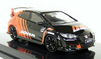 Tarmac 1/64 Scale - Honda Civic Type-R FK2 Advan Livery Resin Model Car
