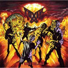 TOXIK – Wasteland (NEW*US METAL DEMO 1986 + UNRELEASED BONUS TRACKS)
