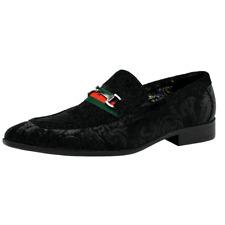 Antideslizante en mocasines para hombre de diseñador floral para manejar Boda Zapatos Talla