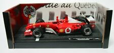Ferrari F2002 Michael Schumacher F1 Formula 1 2002 1:18 Model W54646 HOT WHEELS