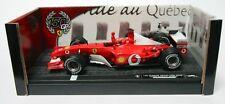 Ferrari F2002 Michael Schumacher F1 Formula 1 2002 1:18 Model W54646 HOT WHEELS