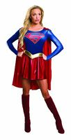 Rubies Costume Adult Supergirl TV Series Womens DC Comic Outfit Halloween 620238