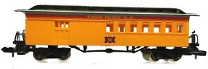 N Bachmann Union Pacific 1860 Old Time Baggage #9 NIB