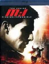 Blu Ray M:I MISSION:IMPOSSIBLE ** Tom Cruise **.....NUOVO