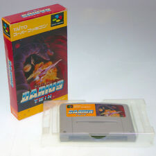 DARIUS TWIN Nintendo Super Famicom SFC TAITO Japan Import SNES Shooter Boxed