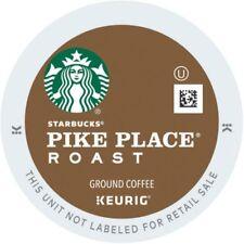 Starbucks Pike Place Caffè da 24 a 144 COPPE Keurig K seleziona qualsiasi dimensione SPEDIZIONE GRATUITA