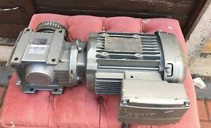 Sew Eurodrive Motor S37 DRE80M4/EI71/DH Gearmotor
