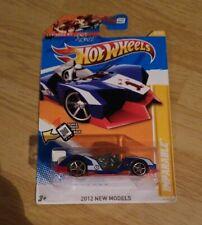 Hot Wheels 2012 New Models 3/50 Imparable Blue/Red Jorge Lorenzo