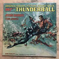 John Barry – Thunderball (Original Motion Picture Soundtrack)