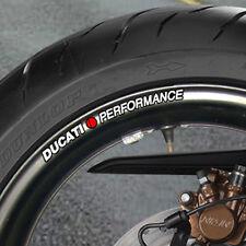 Ducati Performance Adesivi per CERCHI RUOTA 999 996 749