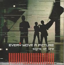 Every Move A Picture - Signs Of Life - 1 track promo CD in full card artwork