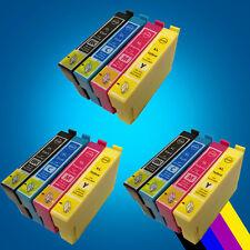 12 Ink Cartridge For Epson SX125 SX130 SX235W SX425W SX445W SX438W Printer 2